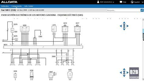 esquema electico gestion electronica motor fiat youtube