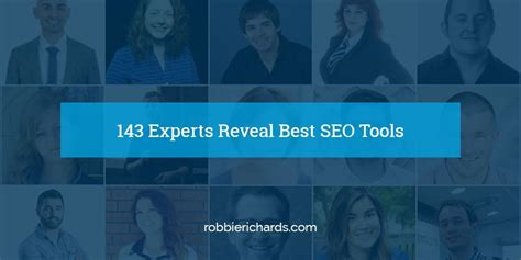 Best Seo Tools by The Best Seo Tools 143 Seo Experts Cast Votes Plus