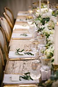 Green, Wedding, Table, Decorations