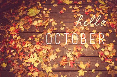 Hello October Quotes. QuotesGram
