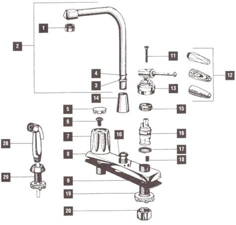 kitchen water faucet repair delta kitchen faucet replacement parts faucets reviews