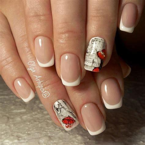 Дизайн ногтей омбре градиент фотоновинки 20202021