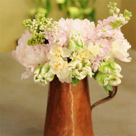 rustic watering  flower arrangement video martha