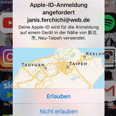 wurde heute meine apple id gehackt iphone itunes
