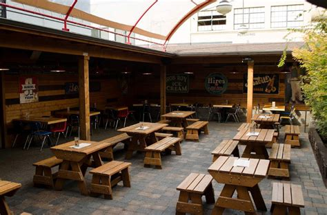 the best sunlit bar patios in portland drink portland