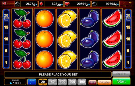Play 20 Super Hot Free Slot