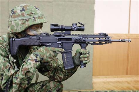 自衛隊 新 小銃