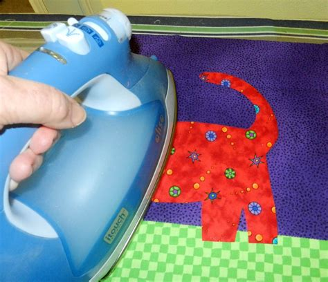 Embroidery Applique Tutorial by Fusible Applique Detailed Tutorial Quilts For