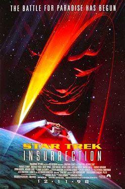 star trek insurrection   trailer  listcom