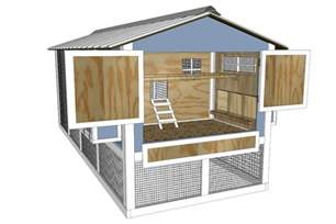 free house blueprints and plans coop dreams the 3 key features of chicken coop plans