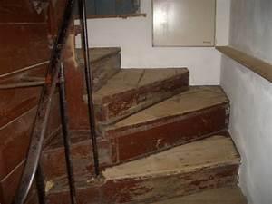 Renover Un Escalier En Bois : comment nettoyer un escalier en bois bricobistro ~ Premium-room.com Idées de Décoration