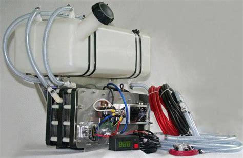 Экономия топливо с использованием генераторов водорода hho
