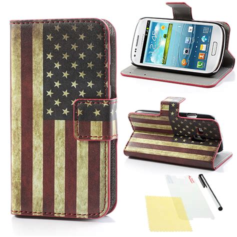 samsung s3 neu samsung galaxy s3 mini i8190 handytasche wallet book style