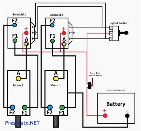 Volt Winch Solenoid Wiring Diagram Free