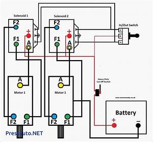 12 Volt Solenoid Switch Wiring Diagram