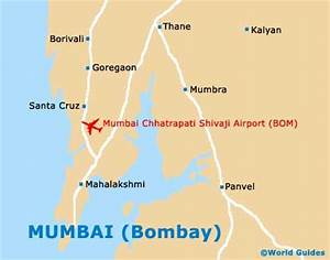 Bombay City Map