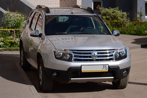 Renault Duster Backgrounds by Renault Duster White Modified