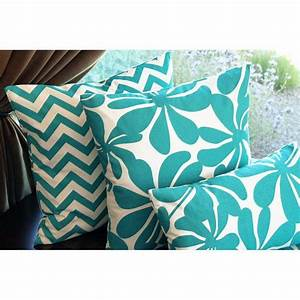 17 ideas about turquoise decorations on pinterest teal With aqua colored pillows