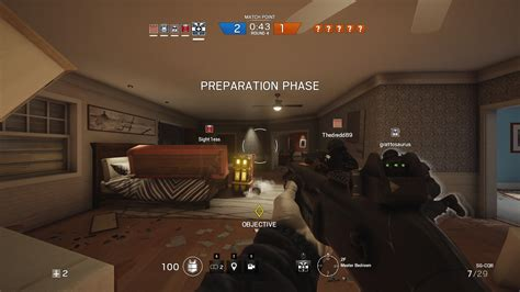 siege gaming rainbow six siege review light tactics heavy explosives