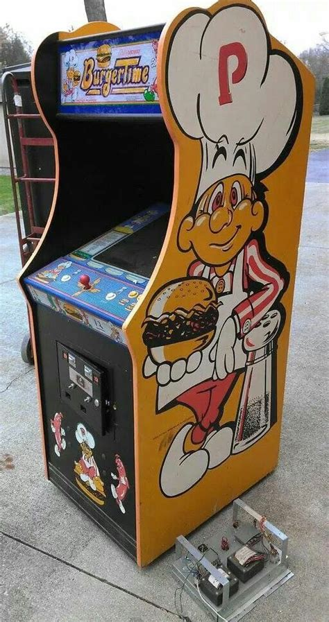 17 Best Images About Burgertime On Pinterest Arcade