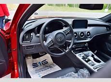 2018 KIA Stinger GT AWD 48s, 167MPH Stats Confirmed