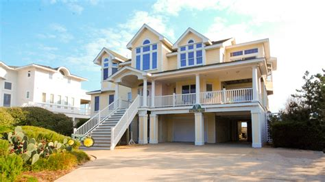obx rentals corolla light surf and volley vacation rental twiddy company