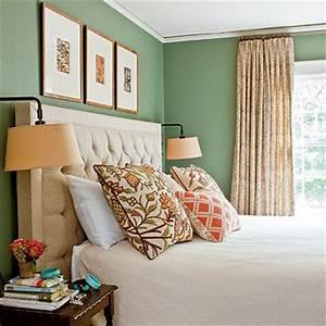 Bedeutung Farbe Grün : genial gr n schlafzimmer ideen ~ Orissabook.com Haus und Dekorationen