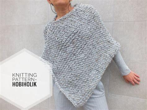 Easy Knit Shawl Patterns Beginners Erieairfair