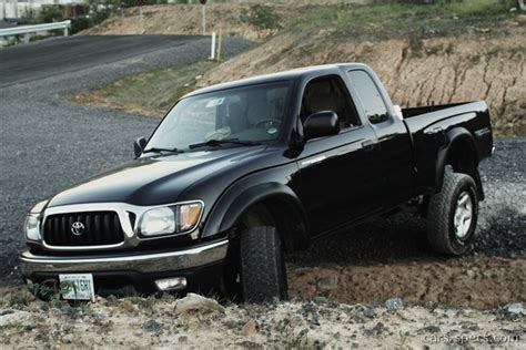 2002 Toyota Tacoma Mpg by 2002 Toyota Tacoma Xtracab Specifications Pictures Prices
