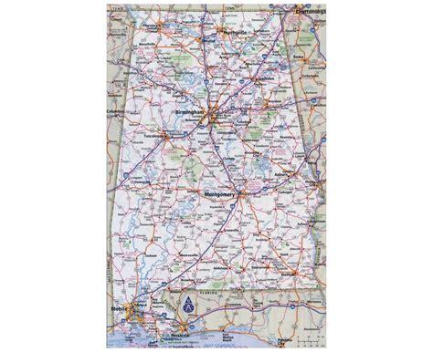 maps  alabama collection  maps  alabama state