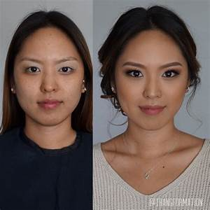 Images Of Extreme Makeup Before And After Asian Golfclub