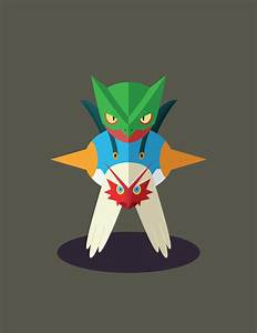 Gen 3 Megazord (Sceptile, Swampert, and Blaziken) by ...