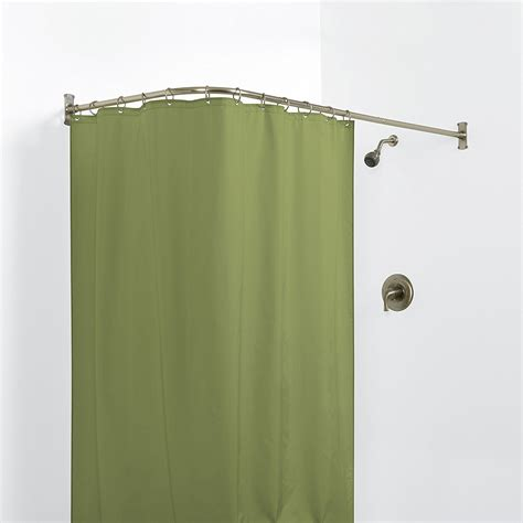 how to decorate an entry table corner curtain rod matt and jentry home design