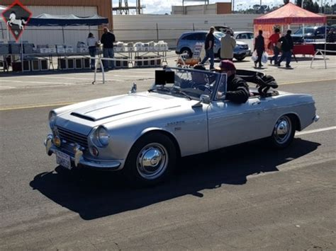 1965 Datsun Fairlady by 1965 Datsun Fairlady Is Listed For Sale On Classicdigest