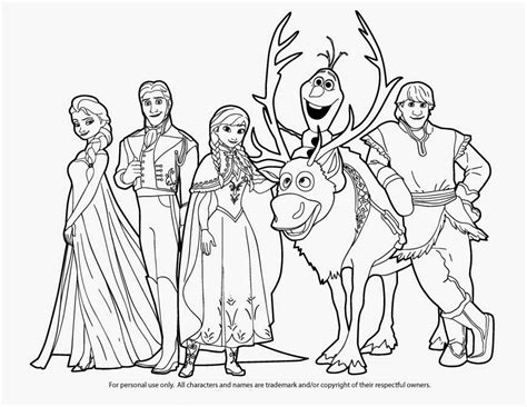 free coloring pages frozen 15 beautiful disney frozen coloring pages free instant