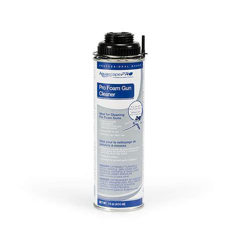 Aquascape Waterfall Foam by Aquascape Professional Foam Gun Cleaner Aquascapes
