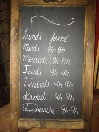 Image Result For Heure Ouverture Les Heures D 39 Ouverture En Haute Saison Picture Of
