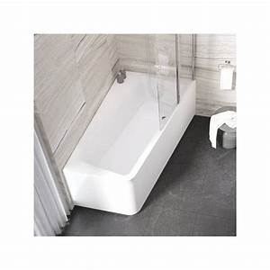 Baignoire D Angle Asymétrique : baignoire asym trique d 39 angle 10 160 cm 170 cm ~ Premium-room.com Idées de Décoration