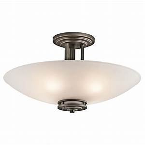 Hendrik light semi flush ceiling ni