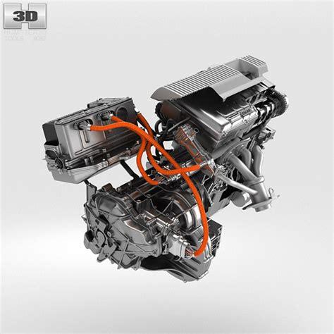 toyota hybrid engine  model humsterd