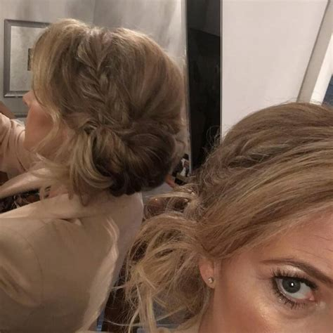 What Is Hair by 18 Gorgeous Chignon Hair Ideas For In 2018