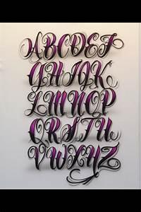 Airbrush Lettering Font - Fancy Script Caps | Calligraphy ...
