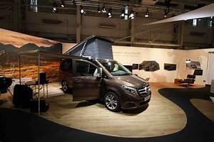 Marco Polo Mercedes : mercedes marco polo makes its debut a ~ Melissatoandfro.com Idées de Décoration