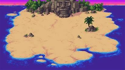 Island Arena Pixel Pixeljoint Animated Pixelart Logged
