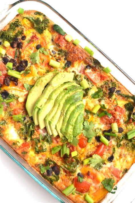 mexican breakfast casserole  nutritionist reviews