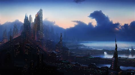 fantasy art science fiction wallpapers hd desktop