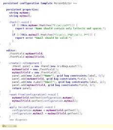 Java Programming Code Examples