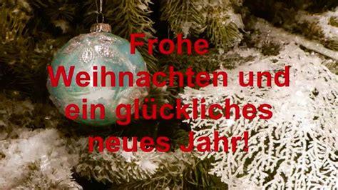 frohe weihnachten ein glueckliches neues jahr mit