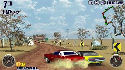 V8 Muscle Cars The Game