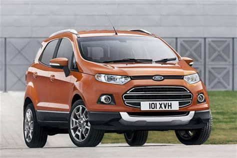 Ford Ecosport 2017 Review by Ford Ecosport 2013 2017 Used Car Review Car Review